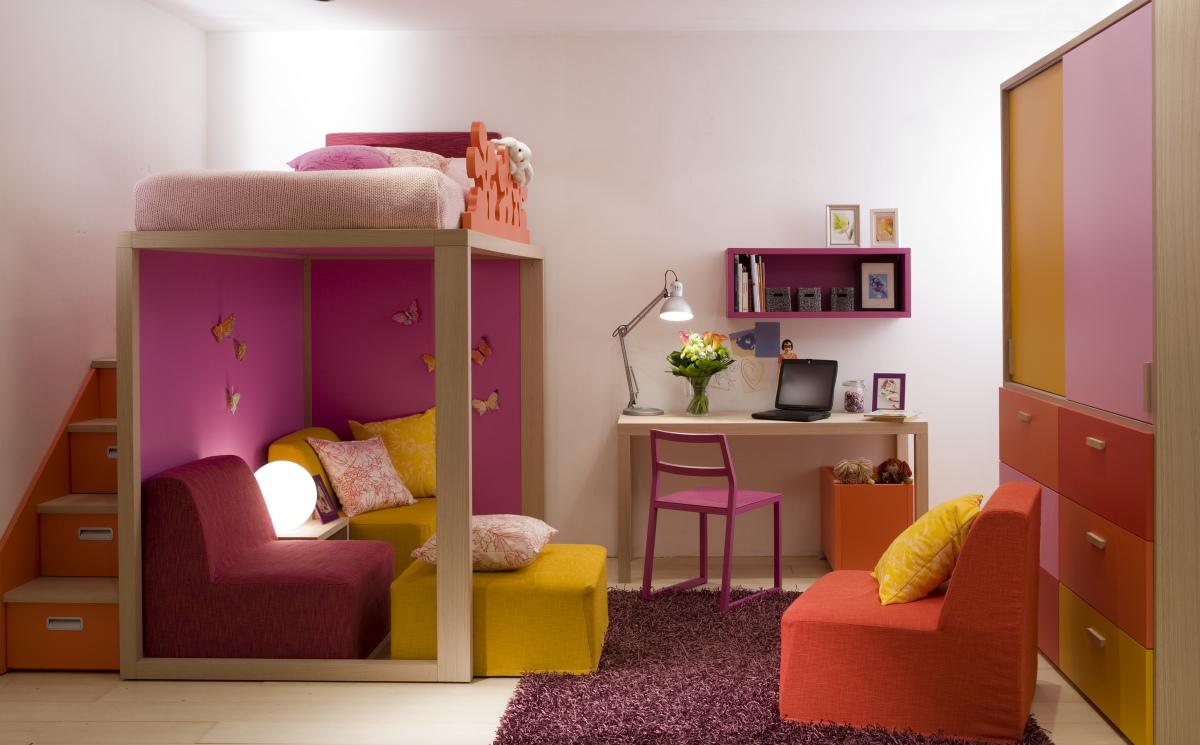 Camerette bambini camerette per bambini padova camere - Camerette design bambini ...