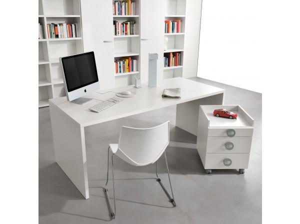 Scrivanie e librerie per camerette spaziojunior arredamenti for Scrivanie angolari
