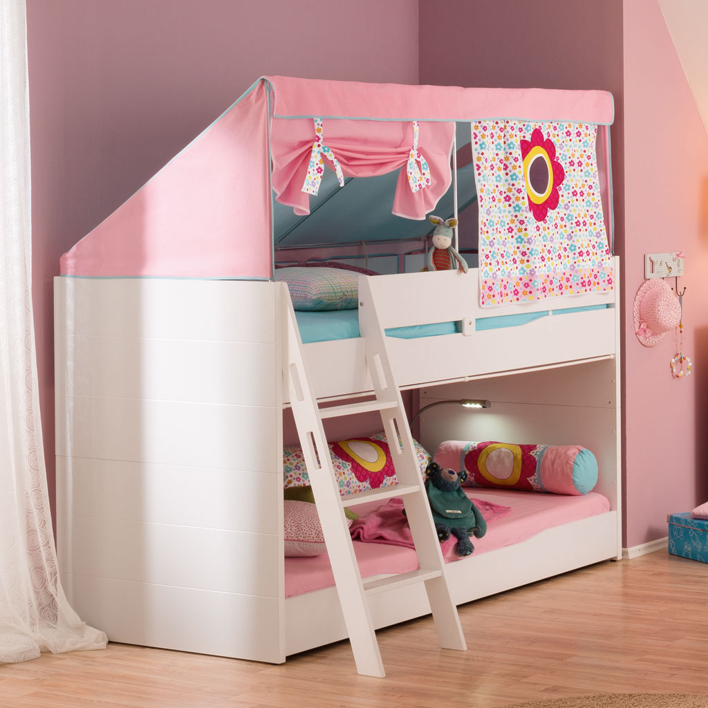 Letti gioco bambini camerette bambini padova - Camere da letto per bambine ...