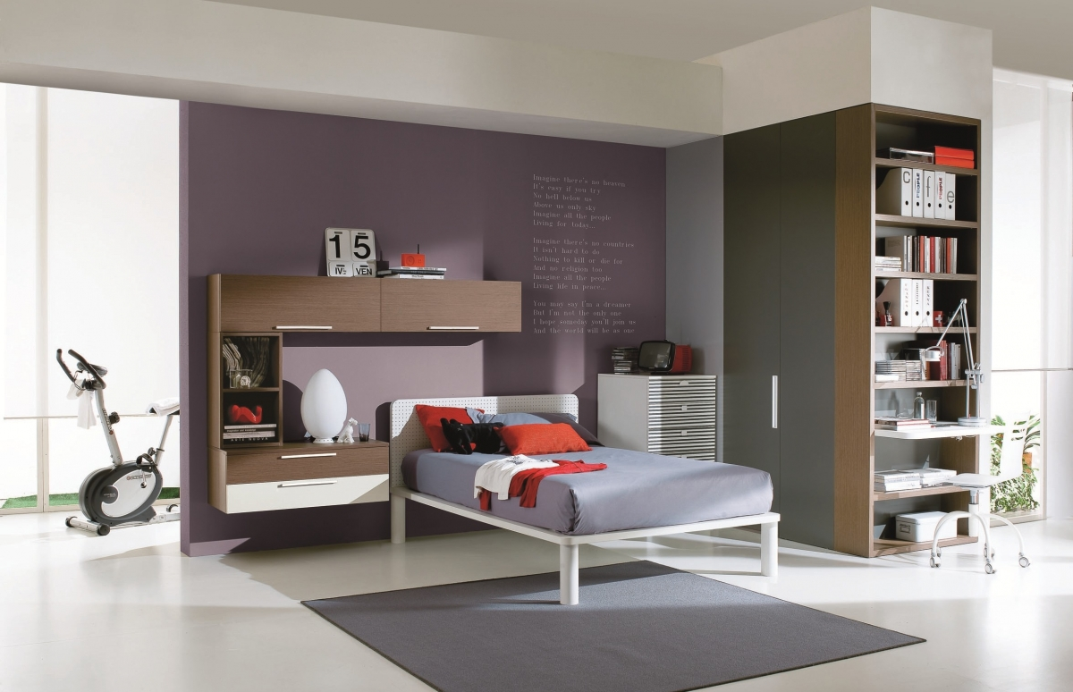 Camere complete teenagers camere per ragazzi for Camere complete