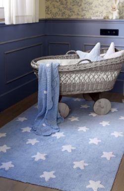 Lorena canals Blue Star White ref.A-SW